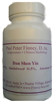 Finney Acupuncture - Dan-Shen-Yin