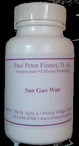 Finney Acupuncture - San-Guo-Wan