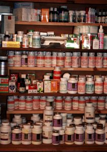 Finney Acupuncture - Pharmacy